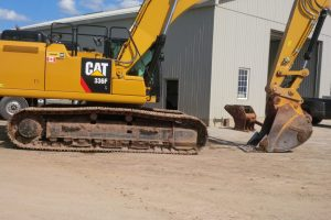 Excavator 336F