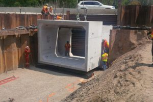 Culvert Replacement-Hwy #3 Jarvis